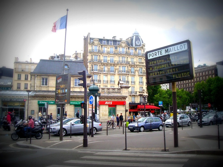 146 best images about porte maillot on pinterest for Hotel porte maillot