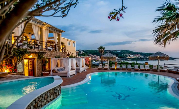 Being blessed has an image! #DelfinoBlu #AgiosStefanos #Corfu #Pool