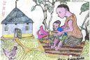 #village life #Uganda