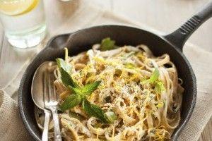 Pasta Primavera (Jamie Oliver) - Culinar.ro