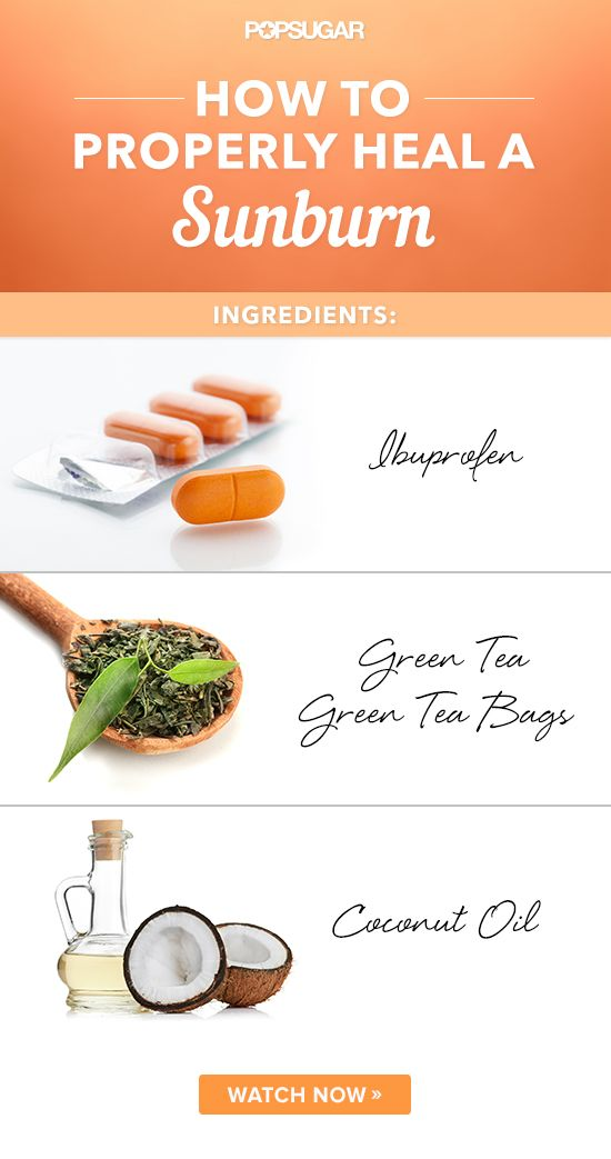 Dermatologist-Approved DIY's That Save Your Skin After a Sunburn