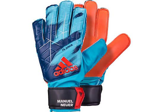 Kids adidas Ace Fingersave Manuel Neuer Goalkeeper Gloves. Buy your pair from SoccerPro