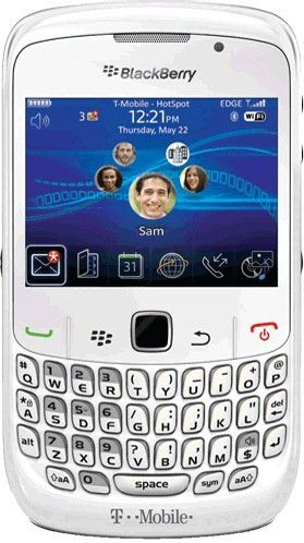 #fashion #trends #Blackberry CURVE 8520 WHITE T-MOBILE Unlocked Phone