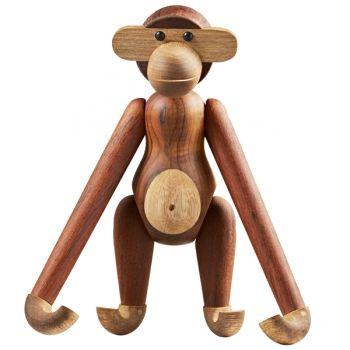 Kay Bojesen Scimmia di legno, media | Altri oggetti d'arredo | Decorazioni | Finnish Design Shop