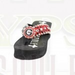 Pin it here: Style, Footwear, Swarovski Crystals, Jewels, Georgia Bulldogs