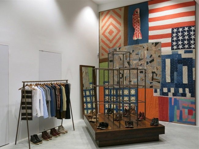Comme Des Garons Has Opened A Branch Of Its London Store Dover Street Market In New York City