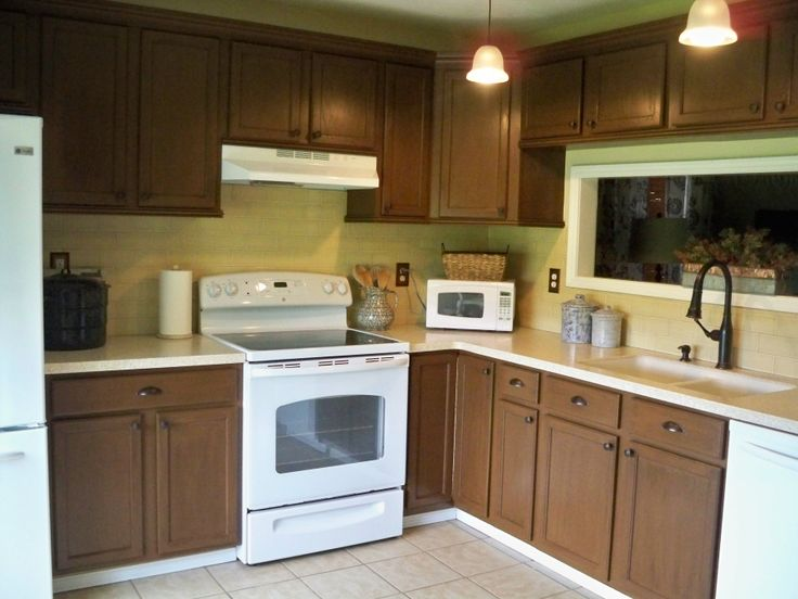 Kitchens Ideas, Improvements Ideas, Kitchens Cabinets, Rust Oleum