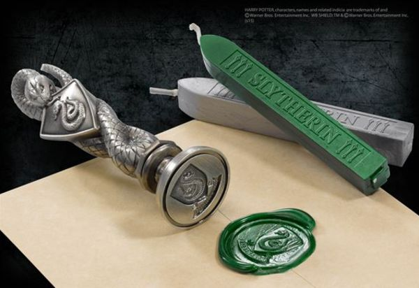 This wax seal to make any piece of Owl Post even more magical. | 35 Perfectly Cunning Gifts For Slytherins