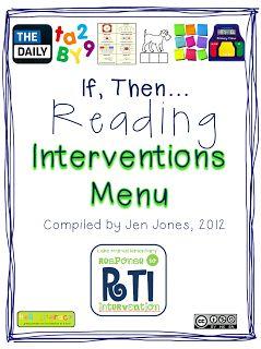 RTI Documents {finally} Ready!
