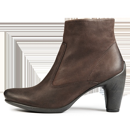 ECCO SCULPTURED 65 - Mid Cut Zip Boot - S M I L E #eccosmile #sculptured65: Clean Line, Classic Style