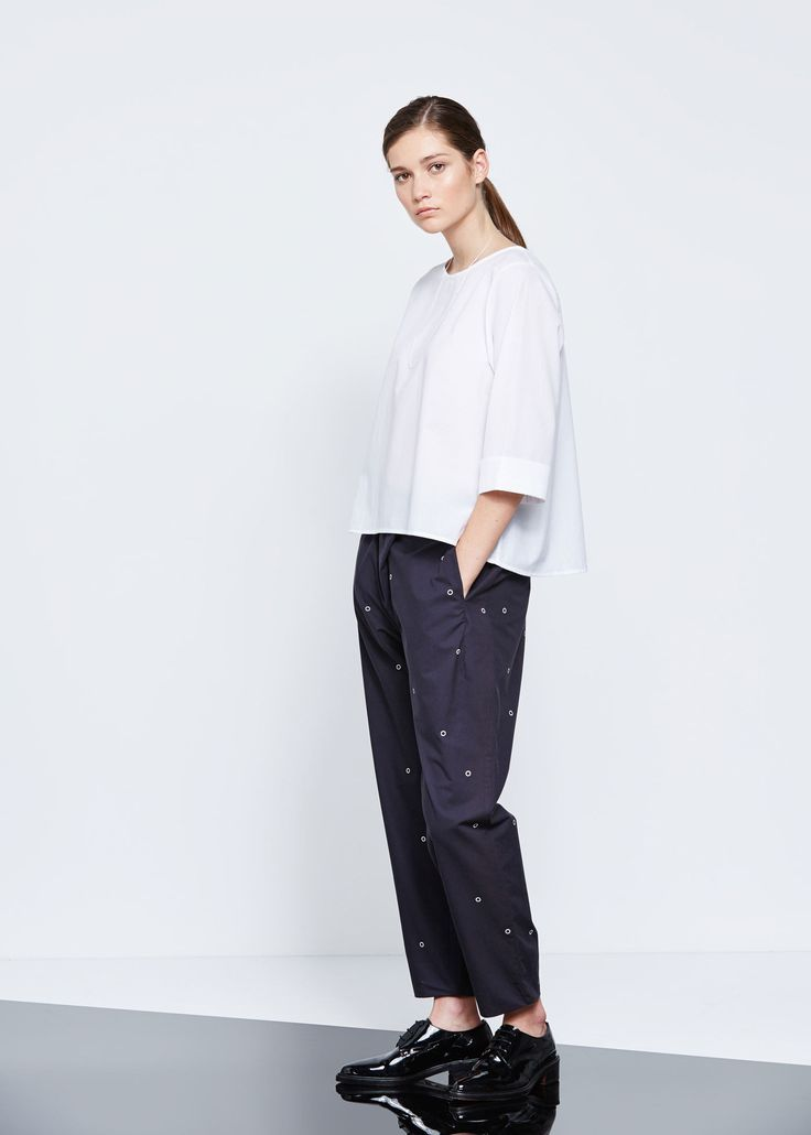 Will Power Top by Kowtow. Ethical organic cotton.