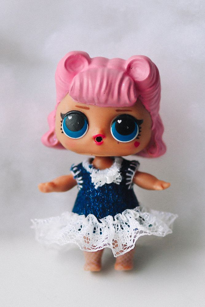LOL clothes doll dress LOL, outfit, LOL surprise, handmade