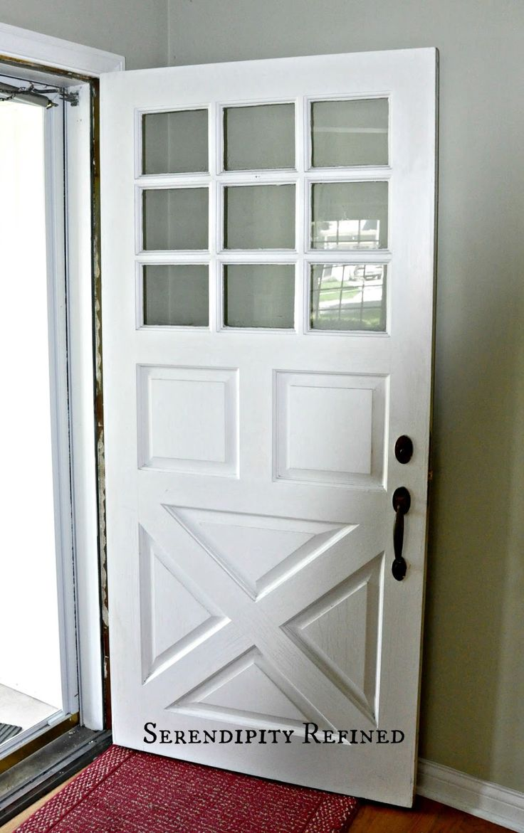 23 best Front doors images on Pinterest | Brick, Door handles and ...