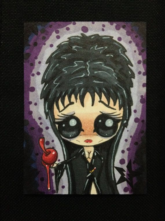 Hey, I found this really awesome Etsy listing at https://www.etsy.com/listing/199928388/sugar-fueled-elvira-mistress-of-the-dark