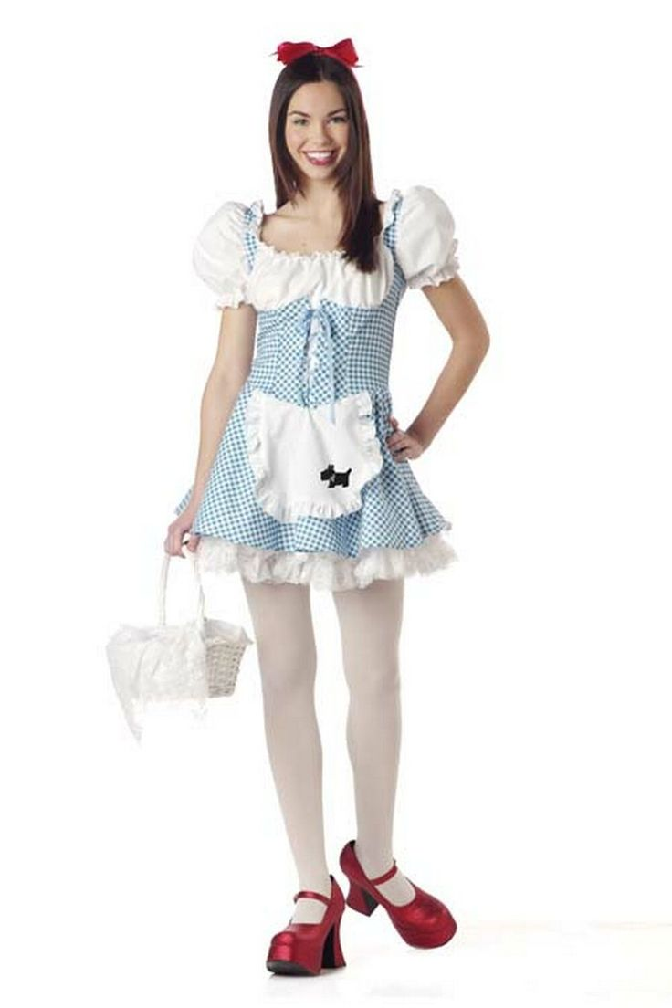 how to make a dorothy dress wizard of oz