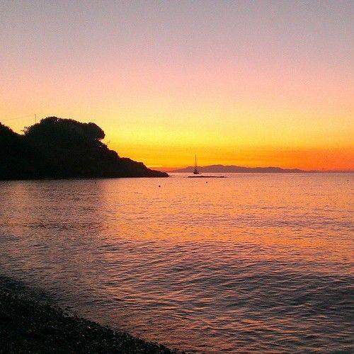 Alba a Reale (Porto Azzurro, Isola d'Elba)