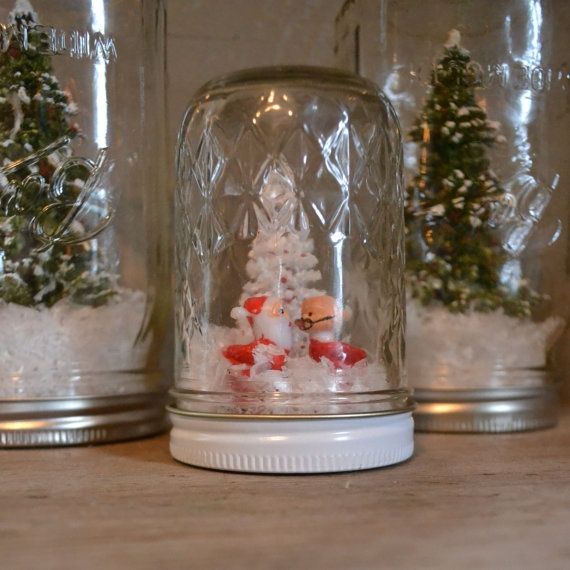 images about Snow Globes Snow globes, Vintage