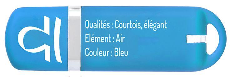 Clé USB 16 Go ASTRO Balance verso - KeyOuest http://www.keyouest-mobility.com/produits/cle-usb-16-gb-astro-balance-keyouest/
