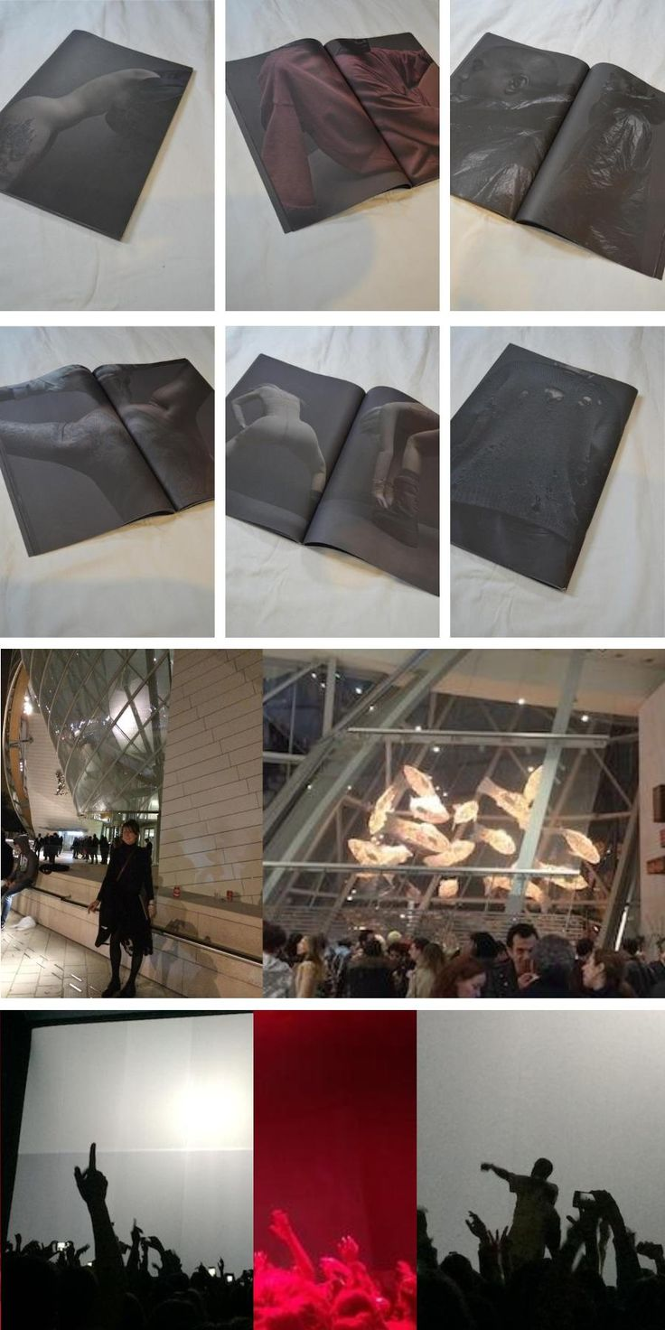 Paris - Foundation LV - an amazing intimate performance from Kanye West.