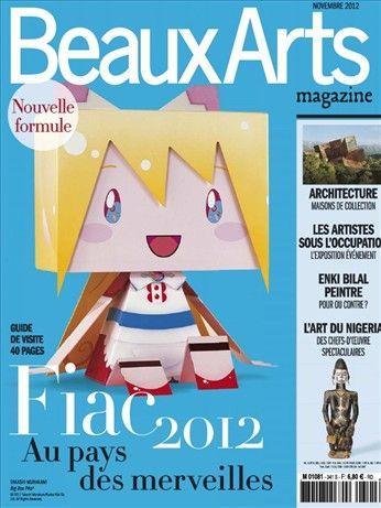 Fiac 2012 : au pays des merveilles -  Beaux Arts Magazine - Numéro 341