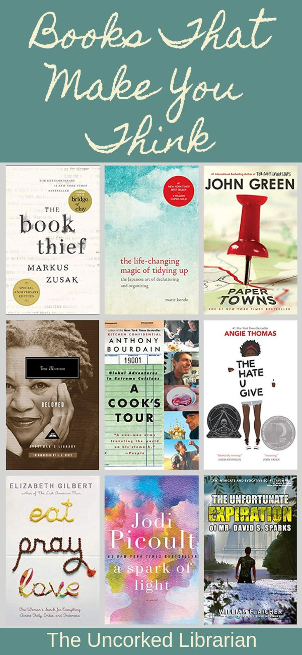 Books That Make You Think