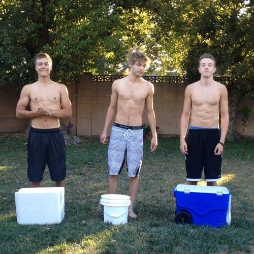 peyton meyer ice bucket challenge - Google Search
