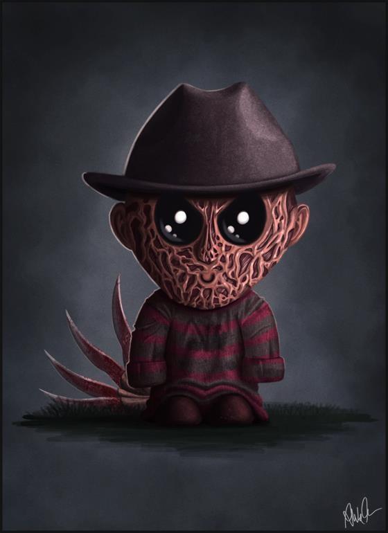 chibi freddy creepy terror horror amp gore pinterest