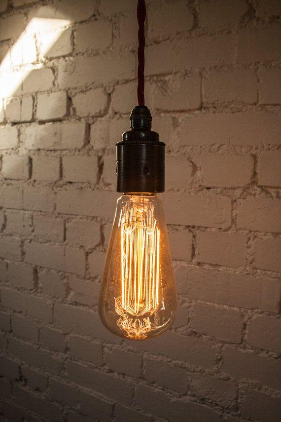 Edison Style Vintage Lightbulb  Squirrel Cage por VintageLightbulbs, £8.99