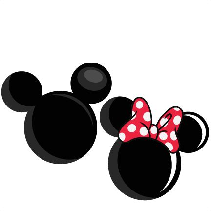 Daily Freebie 3-8-15: Miss Kate Cuttables--Mouse Head Set SVG cut files for scrapbooking silhouette cut files svgs for cricut free svgs cute clipart clip art