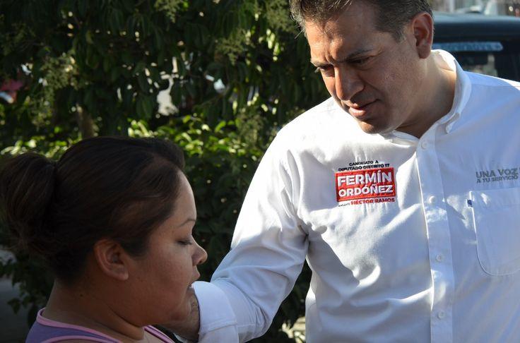 Aumentaremos a 20 mdp recursos para becas, uniformes, calzado y útiles escolares: Fermín Ordoñez | El Puntero