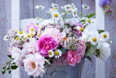 Come fare una composizione di fiori bellissima! | I sempreverdi