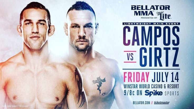 #ICYMI the #CamposvsGirtz fight at #Bellator181 ended in a bloody second-round #TKO when Girtz suffered a nasty gash giving #DerekCampos @dcstallionmma the W. Did you see it? What did you think?  #Bellator #BellatorMMA #GirtzvsCampos #MMA #MixedMartialArts #MLMMA #MustLoveMMA #SusanCingari #MartialArts #CombatSports #Combat #Boxing #Kickboxing #BJJ #Wrestling #BellatorNews #SpikeTV #ScottCoker #twitter #fight #fighter