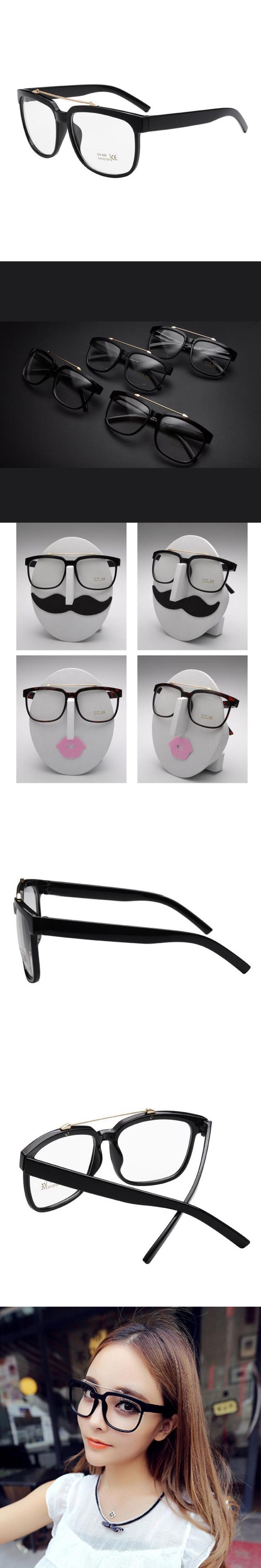 2017 Fashion Brand Designer Eyeglasses frames retro optical frame glasses Men/Women Metal arrow closed spectacle frame glasses