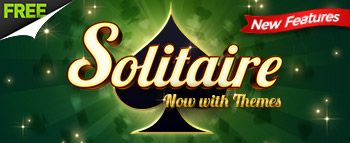 Solitaire with Themes - Cards - Free Web Game -  WildTangent Studios