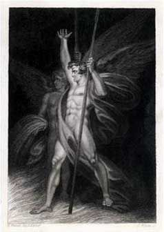 """""""Beelzebub was Prince of the Seraphim, the next unto Lucifer. For all the princes, that is to say all the chief of the nine choirs of angels, are fallen; and of the choir of Seraphim there fell the three first, to wit, Lucifer, Beelzebub, and Leviathan, who did all revolt."""" (Possessed Catholic nun Sister Madeleine of Aix-en-Provence)"""