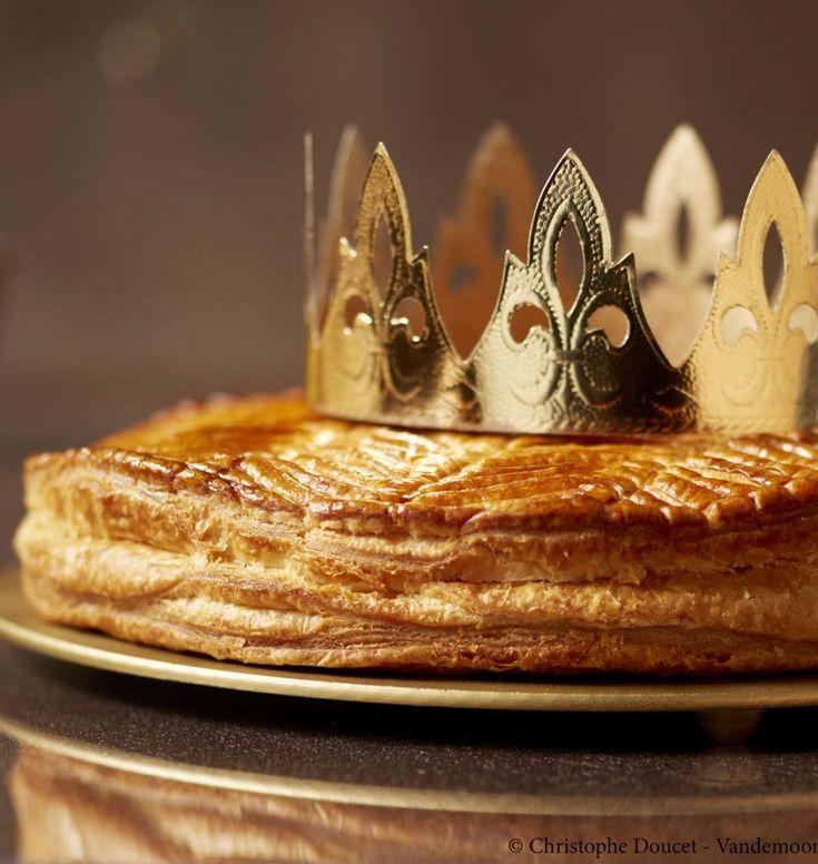Galette des rois à la frangipane fait maison - les meilleures recettes de cuisine d'Ôdélices