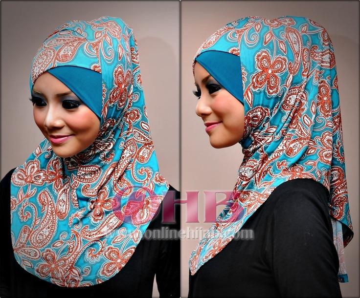 Asymmetric Hijab