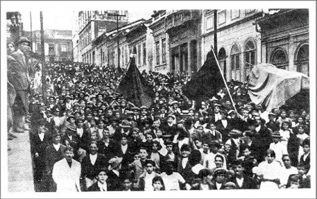 Blog do Arretadinho: Greve geral no Brasil: dos anarquistas ao 'derruba...