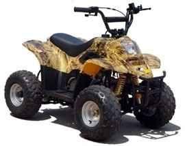 New 2014 Gsi 50cc LG Type R 4 Stroke ATV Four Wheeler ATVs For Sale in Illinois.