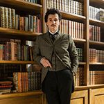 National Geographic Releases First-Look Photos of Geoffrey Rush and Johnny Flynn from Upcoming Anthology Series GENIUS, Shooting Now in…