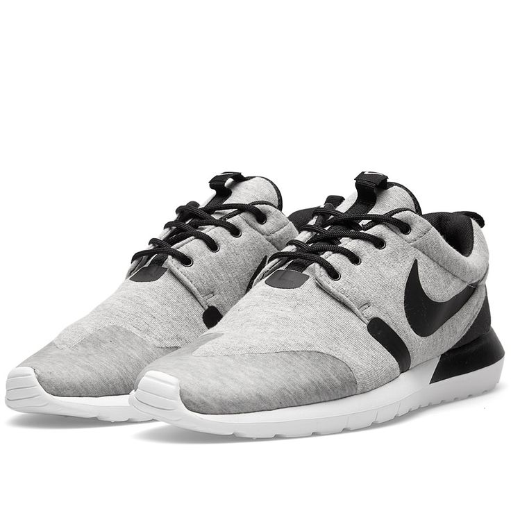 new arrival 1ad89 3ddc7 ... cheapest nike roshe run nm w tech fleece grey heather ore 0d608 1bdcb