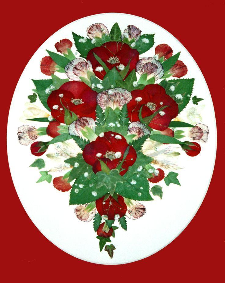 Pressed Flower Gifts | Valentine Flowers pressed, amazing gift