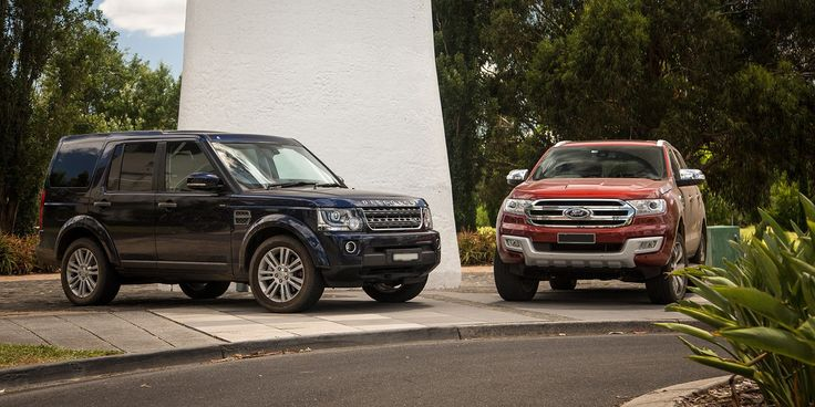 Ford Everest Titanium v Land Rover Discovery SDV6 SE https://www.reconautogearbox.co.uk/