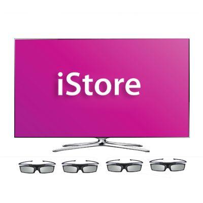 Televisor 1080p Full HD con conexión Wi-Fi para navegar directo desde este Smart TV. 3 puertos HDMI, USB y puerto LAN. Altavoces de 10Wx2, salida óptica de audio digital, Clear Voice II y Virtual Surround.