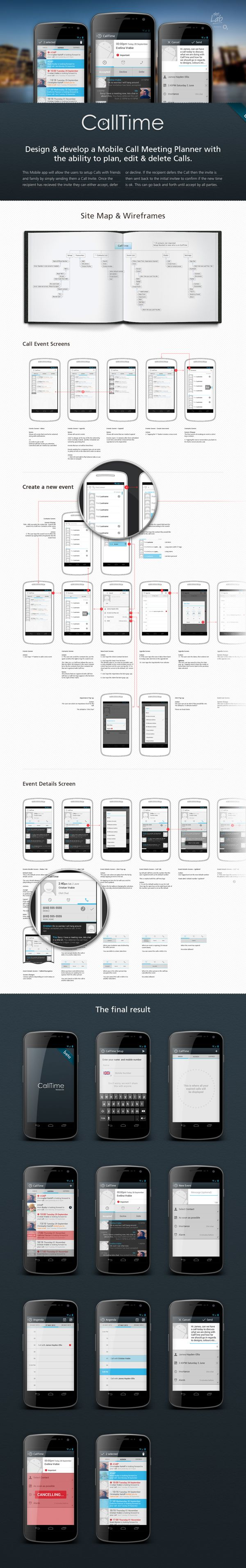 Design an app Android