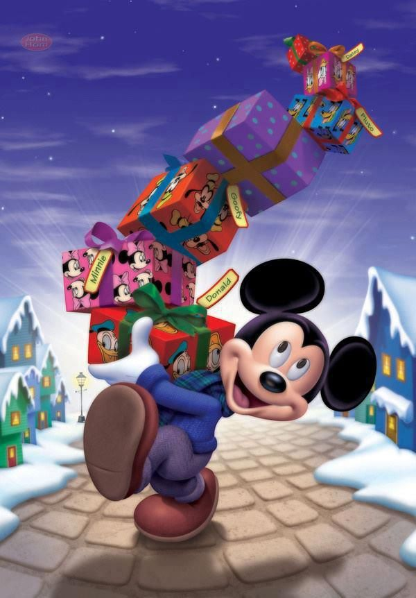 appreciate the animation of Mickey Mouse...he lightens your spirit and that is a beautiful thing, and everyone can relate