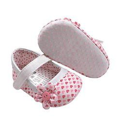 Hearts and Flowers Pre-Walkers.  Perfect for developing feet! Head over to www.lanasboutique.com.au to shop our full range of gorgeous pre-walkers