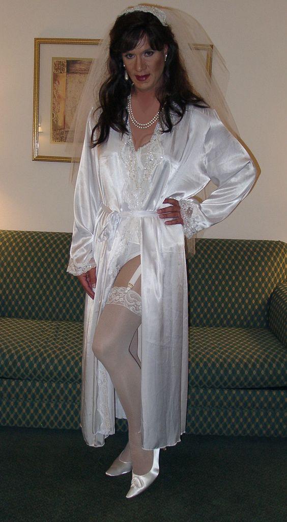 Bridal lingerie 5a bridal lingerie sissy boys and lingerie for Wedding dress under garments