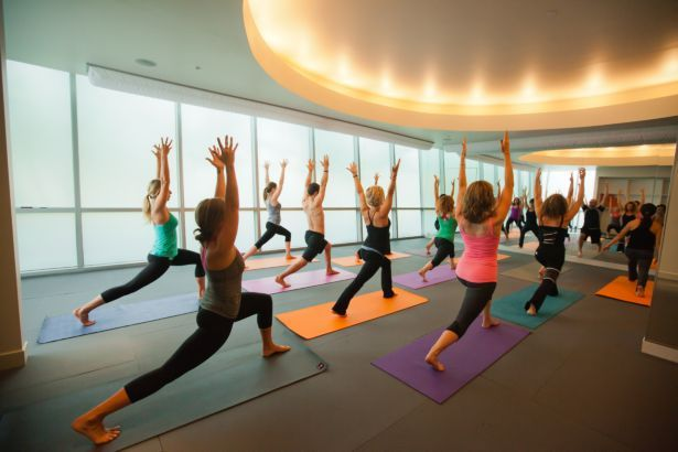 The best yoga studios in St Louis!