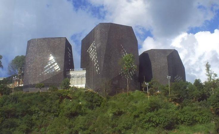 Parque Biblioteca España, Medellín.
